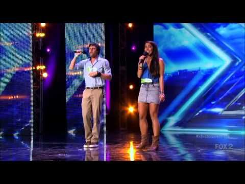 ▶ Alex and Sierra - Toxic - XFactorUSA 3 (Audition) - YouTube I have never watched X factor but somehow got sucked in...and I've fallen in love with this duo!!