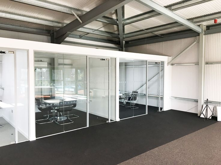From Glass At Work: Multiple Glass Office Partitions For People HR In  Epworth, Lincolnshire
