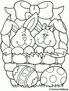 Mejores 62 imgenes de PASCUA en Pinterest  Colorear Dibujo de y