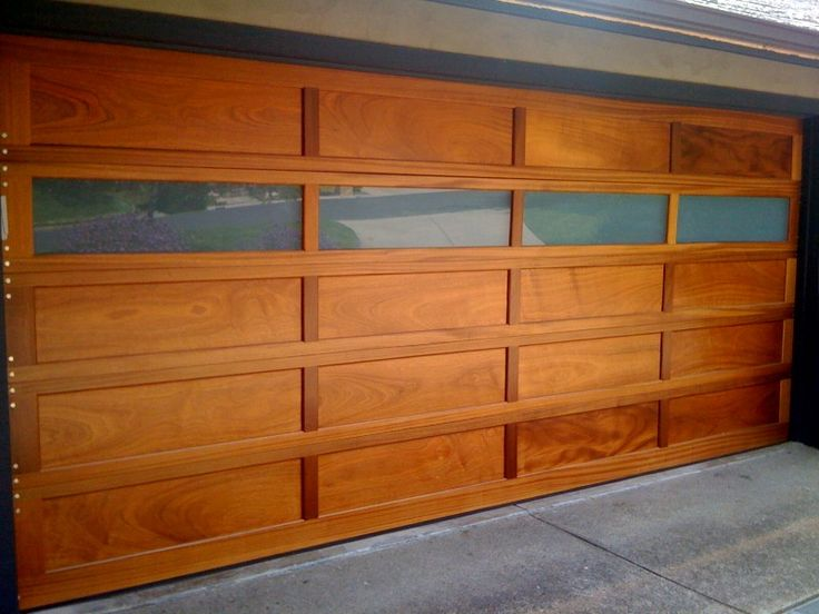 Wood Garage Doors | Wooden Garage Doors | Pleasanton, Danville, Antioch, Concord, San Francisco Bay Area