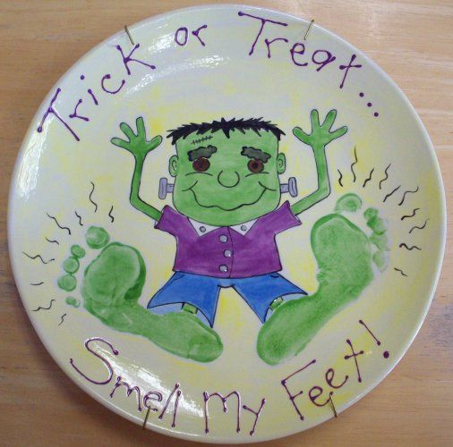 """definitely making this with my future kids one day! """"trick or treat smell my feet"""" is a regularly used phrase in my daily vocabulary!"""