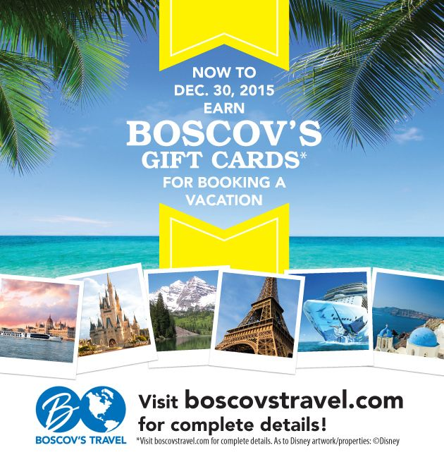 9 best boscov 39 s travel deals images on pinterest travel for Best vacation deals in december