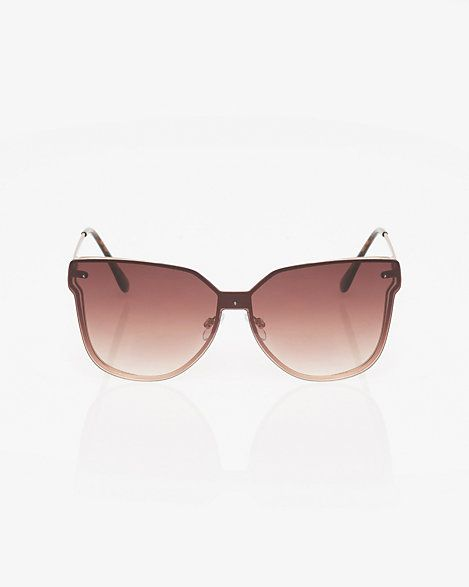 Metal Sunglasses - Update your warm-weather look with these cool shades.