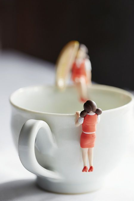 Cup Accessory Fuchiko-san|コップのフチ子さん