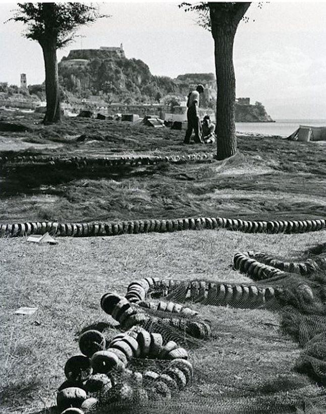 Corfu island, July 1955 Photograph by Dimitris A. Harissiadis  Benaki Museum - Photographic Archives