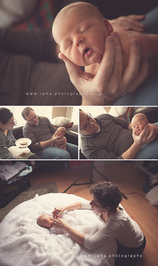 Vancouver-newborn-photographer-family #janaphotography #newborn #dad #behind the scenes