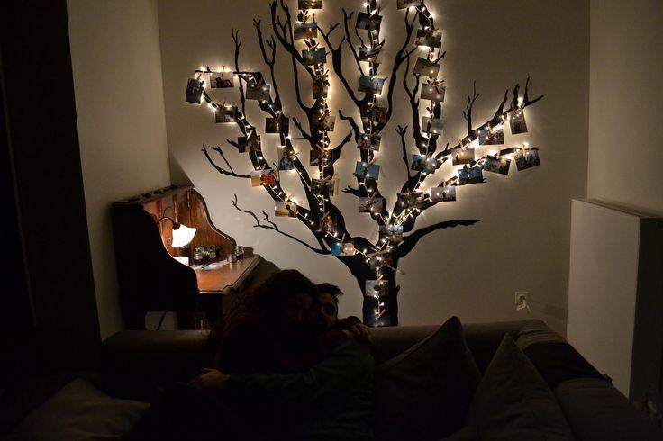 Light Photo Tree.