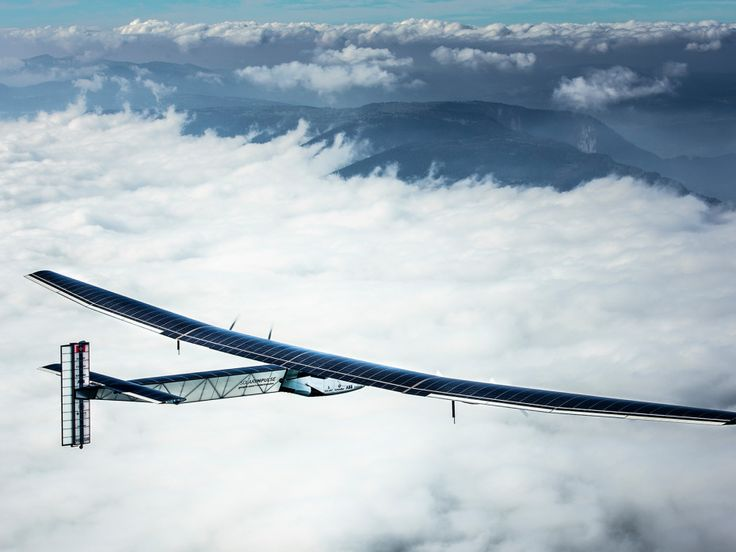 24 best Solar Powered Aircraft images on Pinterest Solar, Plane - how would you weigh a plane without scales