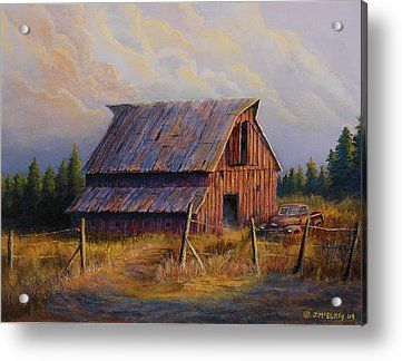 17 best images about art of old barns on pinterest old for Watercolor barn paintings