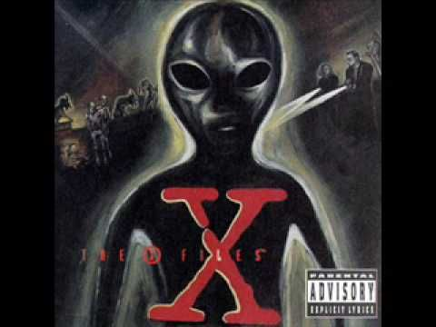 """Unmarked Helicopters by Soul Coughing (1996), from The X-Files soundtrack. """"They said it was a weather balloon...."""""""
