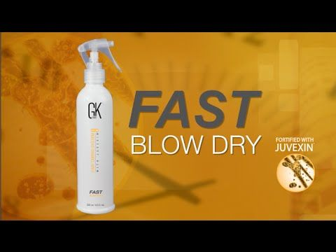 GK Hair fast blow dry Global Keratin Juvexin