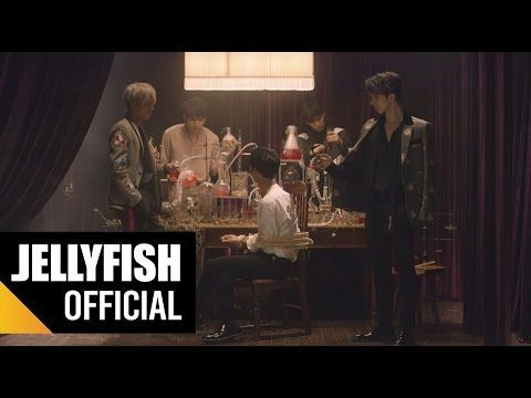 VIXX Fantasy Drama Video -- JELLYFISH HAS NO CHILL!!!!!!!!!!