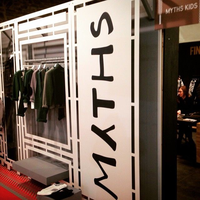 #MythsKids from Pitti Bimbo at Cavaniglia Pavillon - stand y3