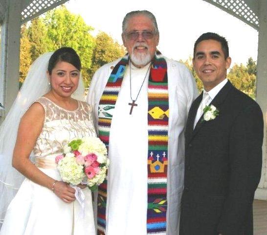 Christian Ceremony Example