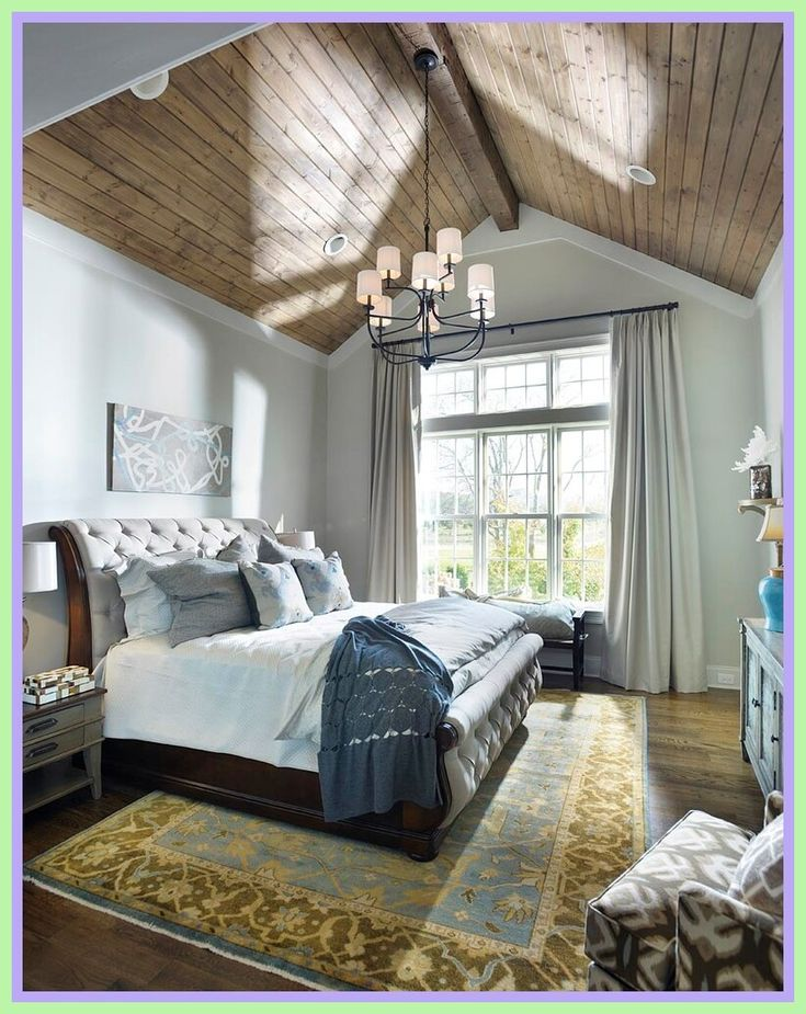 42 reference of master bedroom lighting ideas vaulted ... on Bedroom Reference  id=72107