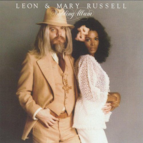 Leon Russell album covers - bliss
