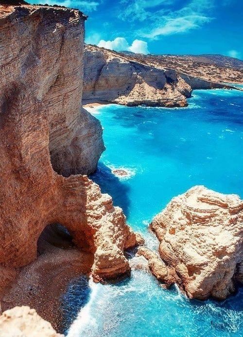 Koufonisia Islands, Greece | Learn Greek http://eurotalk.com/en/store/learn/greek