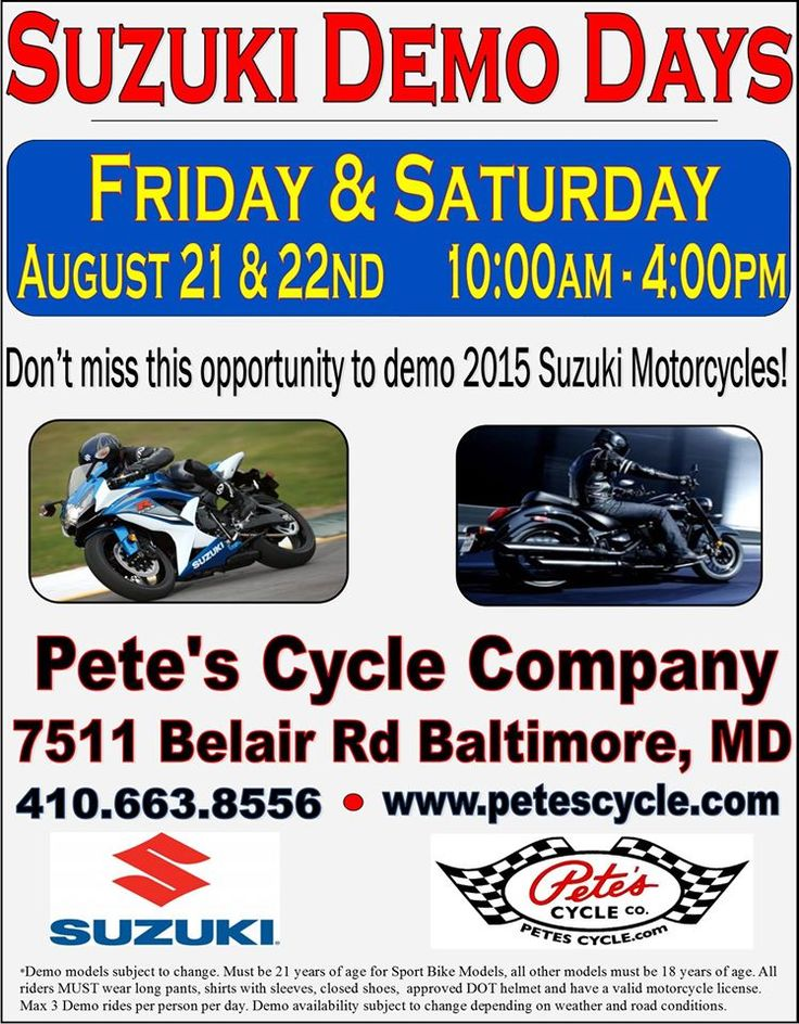 mark your calendars for friday august 21st & saturday august 22nd