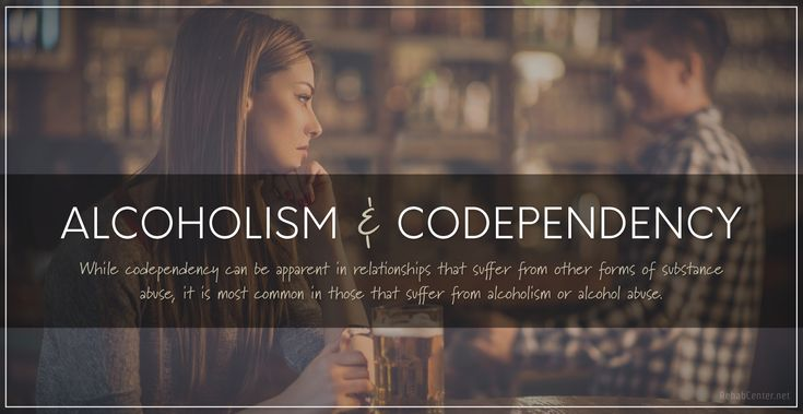 Codependency is a disorder in which an individual relies on mental and physical dependence of a relationship. Codependency can be heightened by a variety of substances, with alcoholism and alcohol abuse nearing the top of that list. If someone is struggling with alcohol abuse and codependency contact one of our treatment specialists today at (888)650-5661. Learn more by clicking the link below. #GetHelp #LearnHow #treatment #addiction #detox