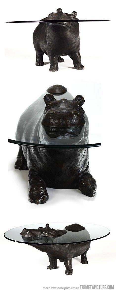 Hippo Table #exclusivedesign #contemporarydesign #contemporaryFurniture #uniquedesignfurniture #luxurydesignfurniture #inspirationideiasdesign