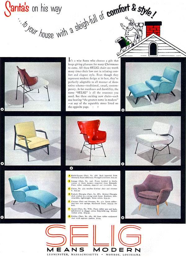 Modern Furniture Ads 477 best vintage furniture ads images on pinterest | vintage