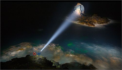 light your world,  LED LENSER products at www.Voyager-shop.gr