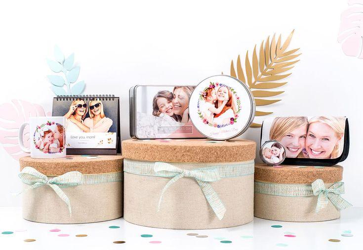 Verras mama met een Moederdag cadeau vol liefde. ✓ Meer dan 150 unieke fotocadeaus ✓   Personaliseer met eigen foto's ✓ Super eenvoudig te maken. Start nu!