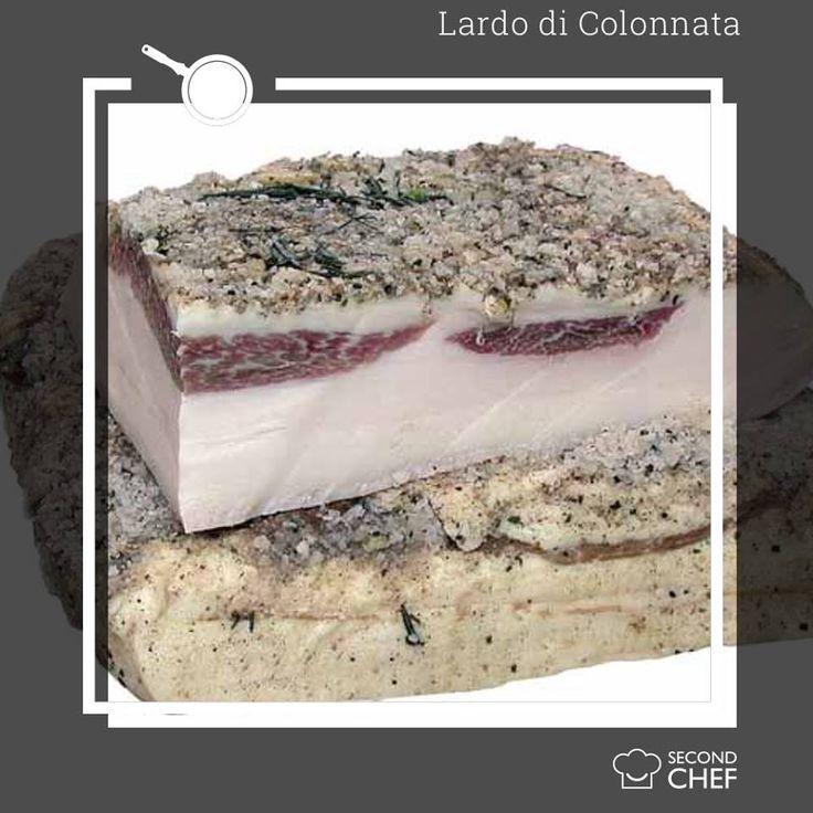 L'ingrediente della settimana è il lardo di colonnata di La Bottega di Adò, che si rivela un grande alleato in cucina! È infatti ottimo come elemento grasso per arricchire zuppe a base di legumi e carni selvatiche, ma anche per ammorbidire arrosti o insaporire sughi di carne! Scopri le nostre ricette su http://rebrand.ly/menu-settimanale  #Second_Chef #incucinaconsecondchef