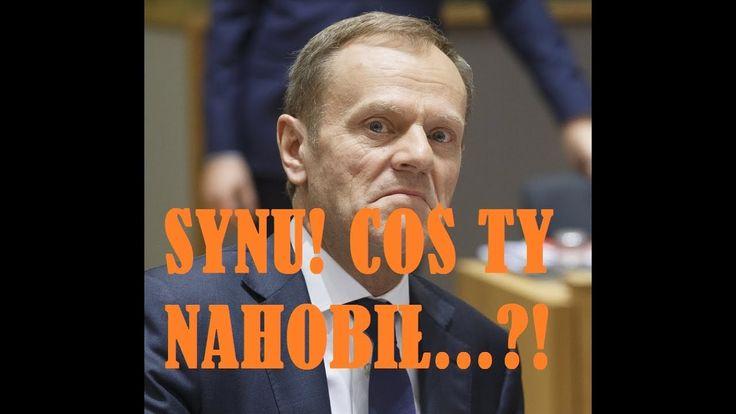Michał Tusk niechcący wkopał Tatusia?!