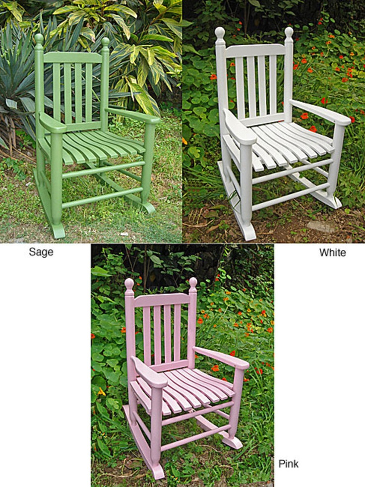Ideas For Painting Rocking Chairs