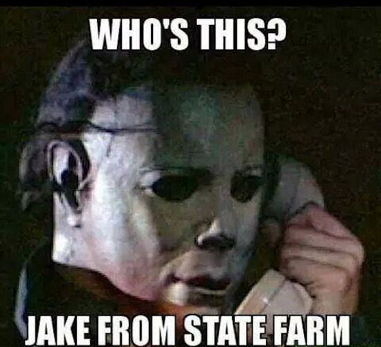 funny halloween pics | Funny Michael Meyers Halloween Meme Pictures, Photos, and Images for ...