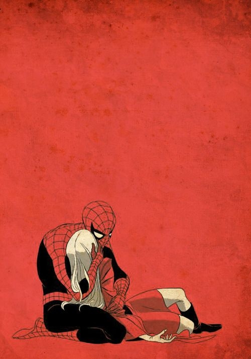 The Death Of Gwen Stacy. Nooooooooooooooooooooooooooooooooooooo!!!!