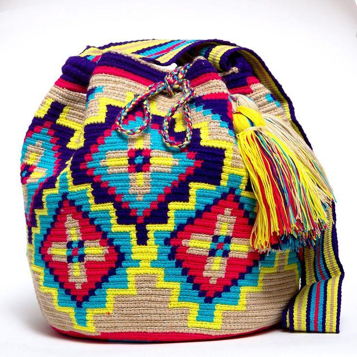 Cabo Wayuu Bags – SHOP WAYUU BAGS | Handmade by the Wayuu Tribe