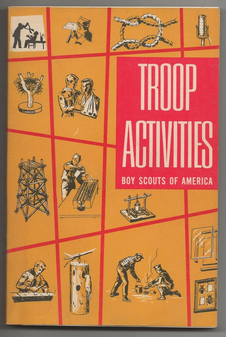 87 best boy scouts of america images on pinterest boy scouting troop activities boy scouts of america bsa 1962 paperback fandeluxe