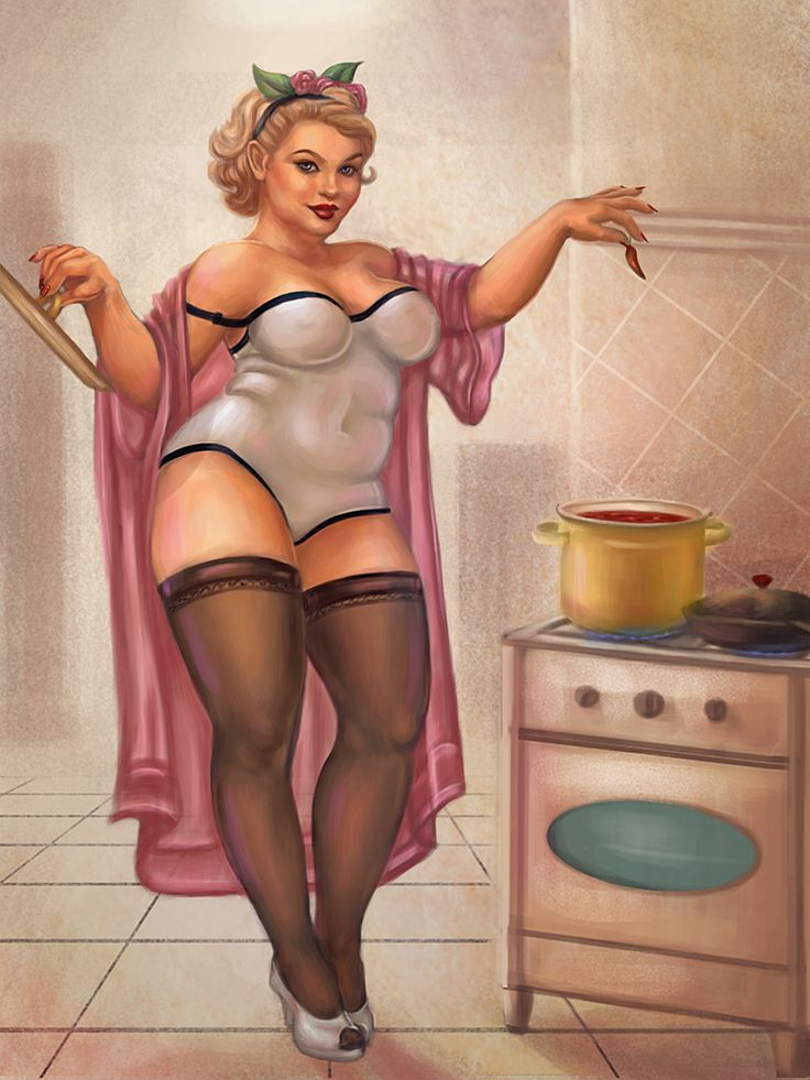 Are mistaken. bbw pin up art photos