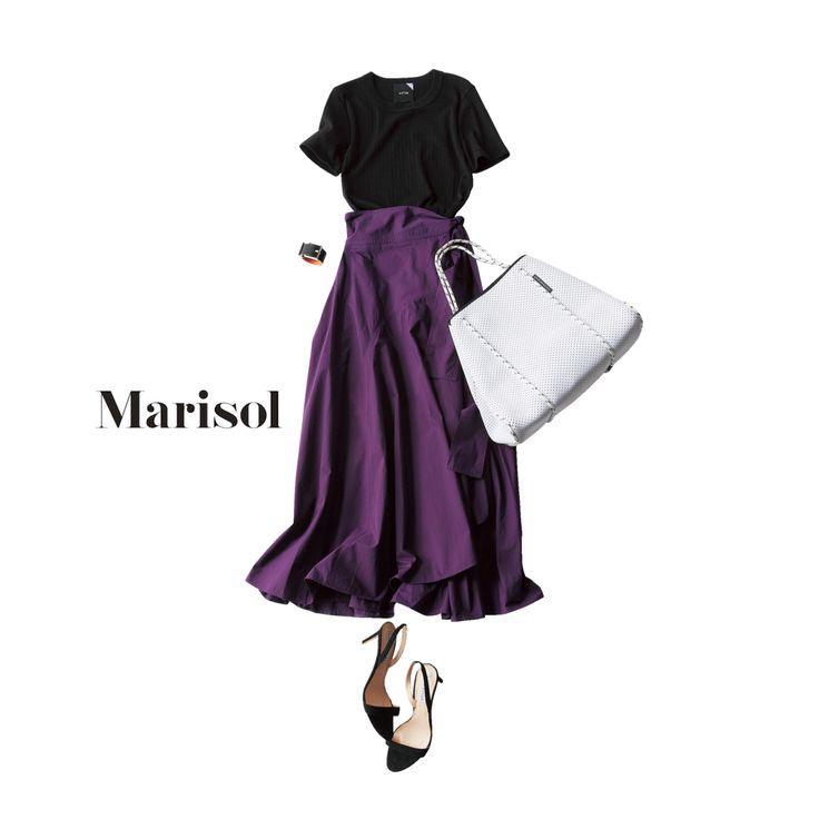 最終日ディナーは元彼とフレンチへ行くことに?慌てて服を買い足してMarisol ONLINE|女っぷり上々!40代をもっとキレイに。