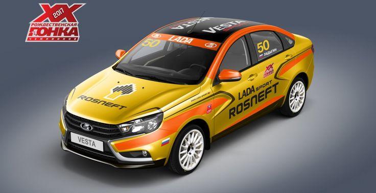 LADA Vesta Sport Sedan 2017
