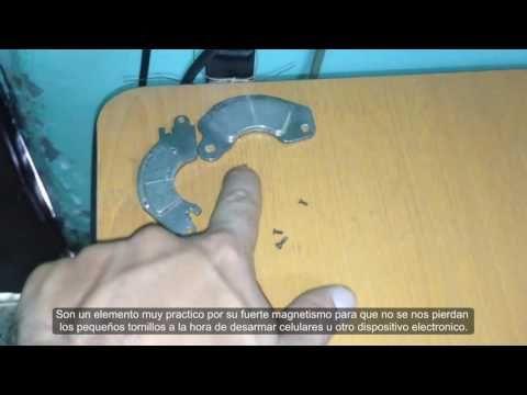 Uso practico imán de disco duro (imán neodimio) - Taringa!
