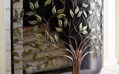Beautiful Cercis Fireplace Screen Inspirations