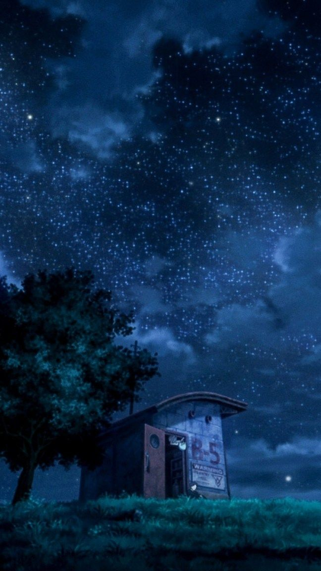 25 Night Themed Iphone Wallpaper Background Anime Scenery Wallpaper Anime Scenery Scenery Wallpaper Anime themed iphone wallpaper