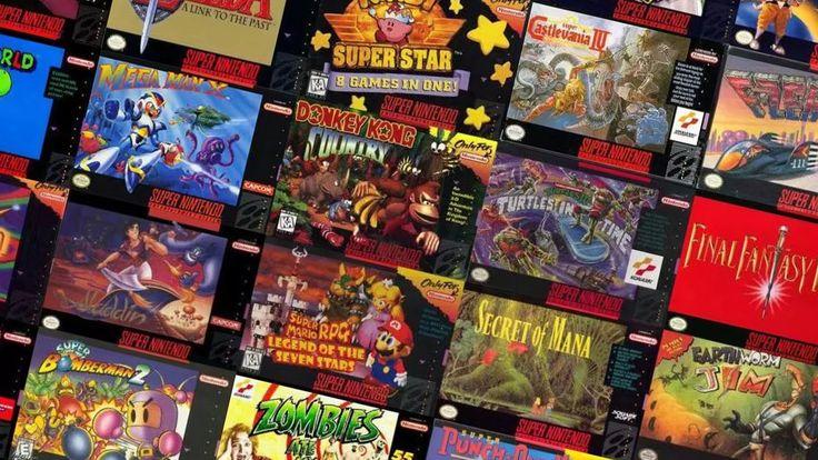 10 grandes juegos que debieron estar en el SNES Classic Edition - Game Over Digital http://gameoverd.com/10-grandes-juegos-que-debieron-estar-en-el-snes-classic-edition/