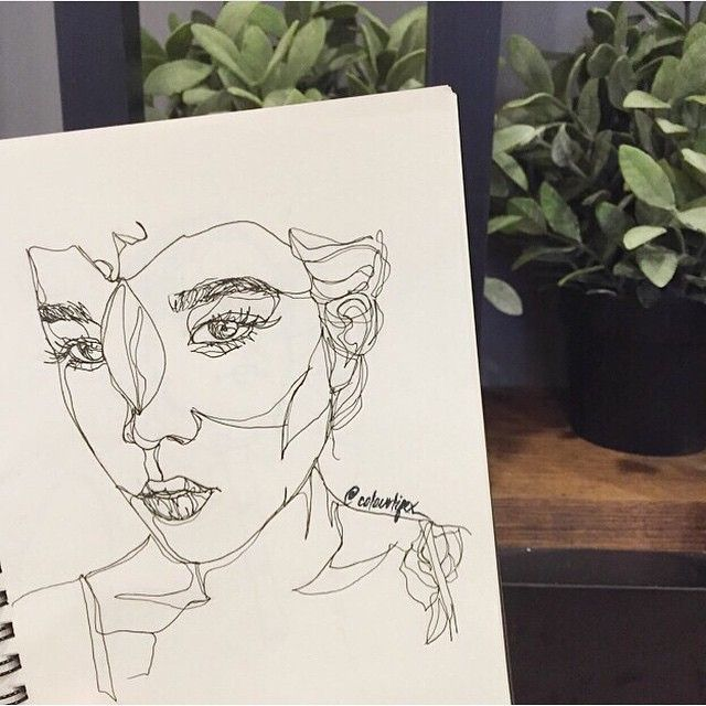 Line Art Tumblr Aesthetic : Best images about a r t p o s i u e on pinterest