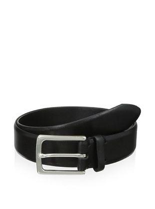 John Varvatos Star USA Men's Embossed Buckle Belt