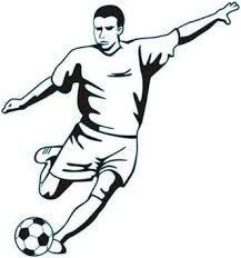 piłka nożna grafika