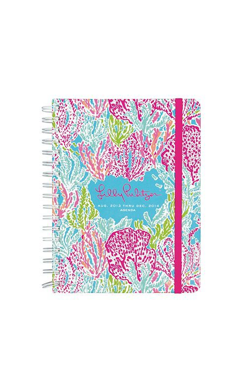 2014 Large Agenda - great to give for next year (2015) *Make sure you order the one that is 2015. The style, size and brand I like.