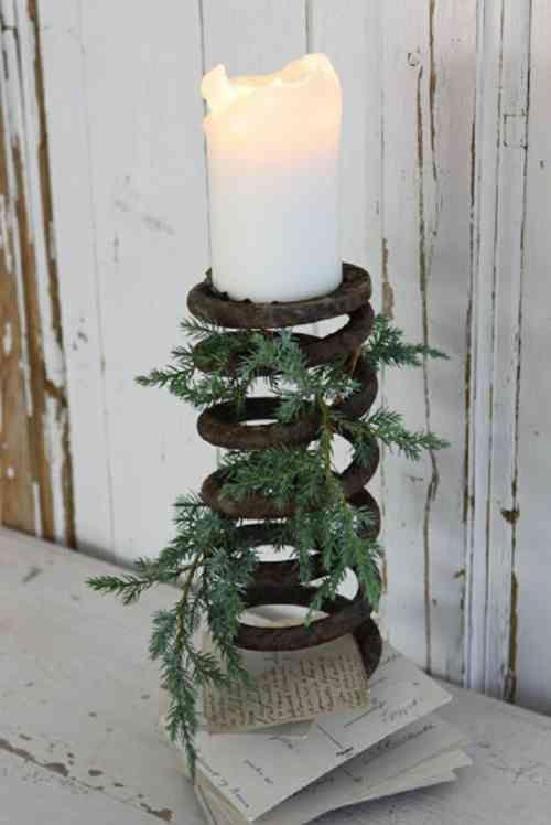 idée d'activité manuelle de Noël et décoration de maison