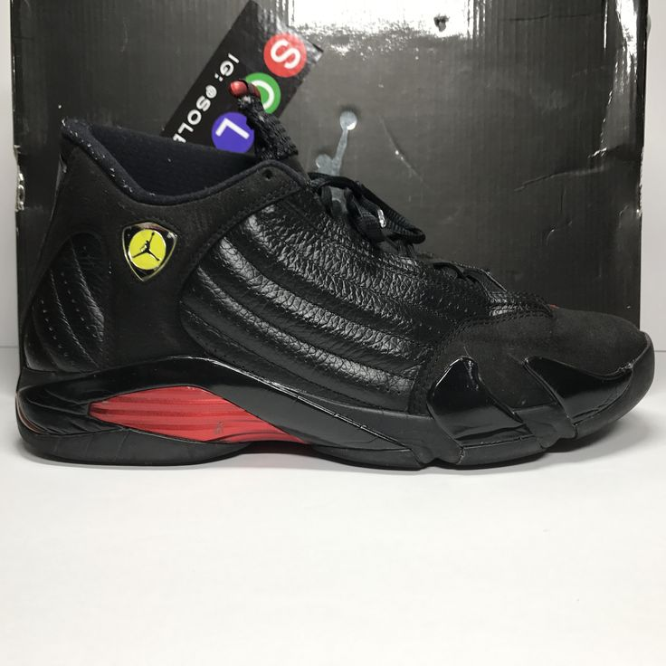 Nike Air Jordan Retro 14 XIV Last Shot Size 11.5