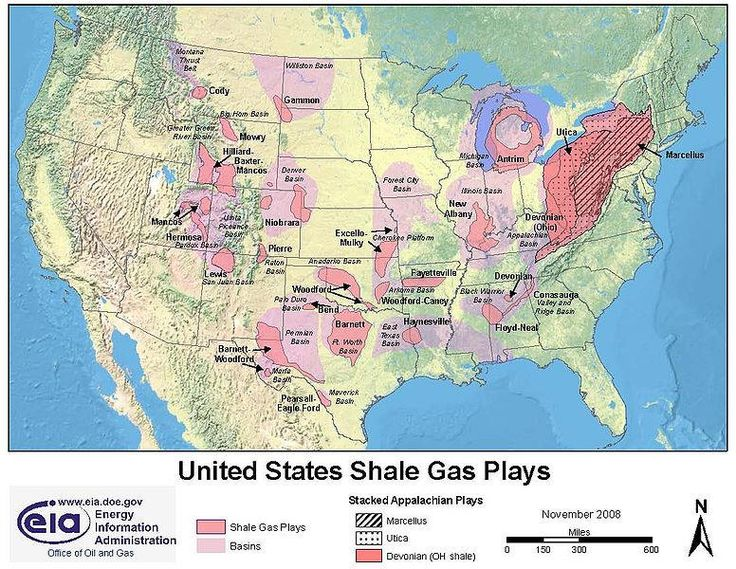 Best Shale Gas Ideas On Pinterest Drilling Rig Oil And Gas - Map of the us oil fields