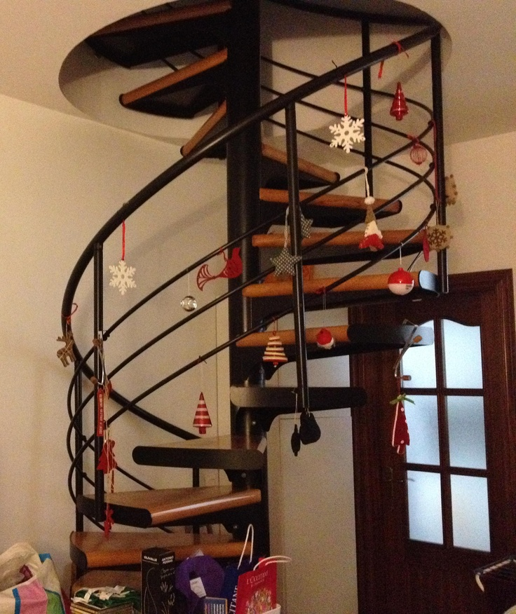 Esta es mi prefe de la escalera de caracol ya en uso - La escalera de caracol ...