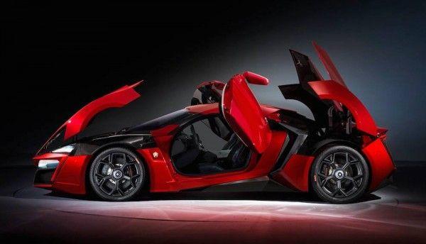 Lykan Hyper Sport >> Furious Red Lykan HyperSport-0 | cars | Pinterest | Lykan hypersport, Cars and Super car